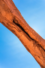 The natural beauty of Arches National Park