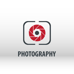 Creative Photography Design Logo