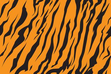stripe animals jungle tiger fur texture pattern seamless repeating yellow orange black