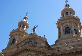 Santiago Metropolitan Cathedral-Chile-II-
