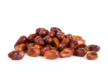 The fruit of the date palm