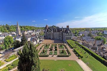 Langeais castle, France