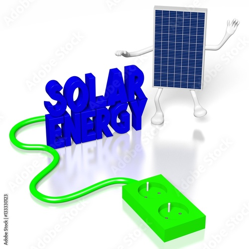 """Solar panels concept"""" Stock photo and royalty-free images on Fotolia ..."""