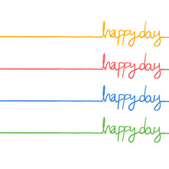Happy day message