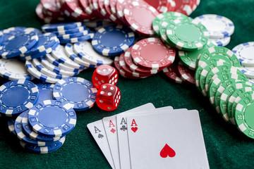 Poker Kareas