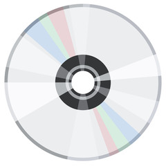 Płyta CD / wektor
