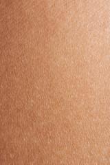 Brown human skin