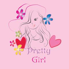 cute pretty girl
