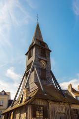 Church Saint Catherine in Honfleur