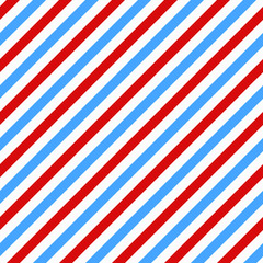Barbershop seamless pattern