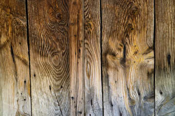 Aged wooden surface