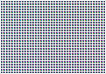 Vector LED display screen background texture