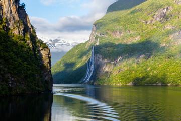 Naturlandschaft in Norwegen
