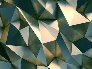 Style Abstract Background 3D Rendering