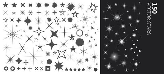 étoile Fototapete
