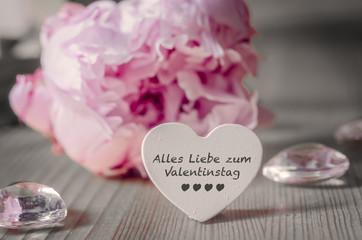 Alles Liebe Zum Valentinstag, Glückwünsche