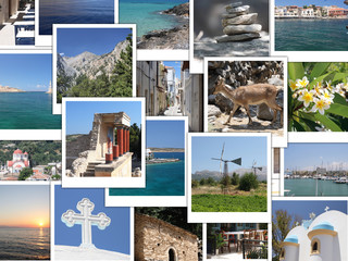 Vacation memories from Crete.