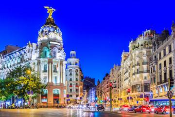 Foto auf Acrylglas Madrid Madrid, Spain.