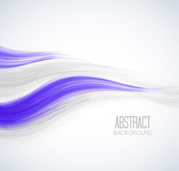 Vector wave background