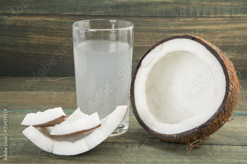 cocos nucifera coconut water as natural Continued bottom line there are some health benefits to drinking coconut water it's an all-natural way to hydrate, cut sodium, and add potassium to diets.