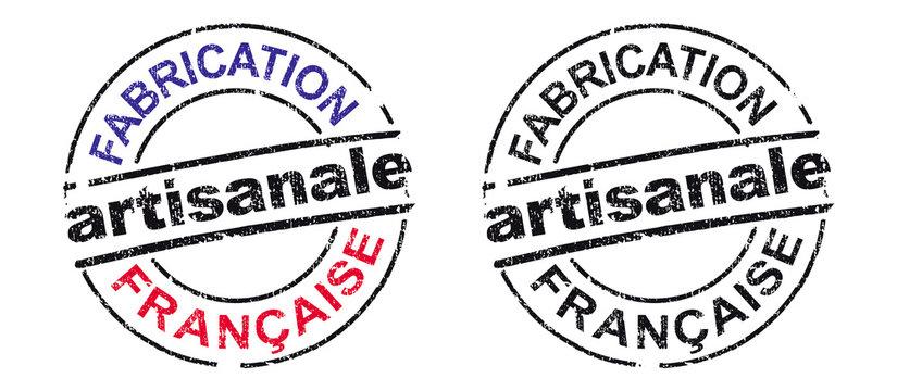 FABRICATION ARTISANALE TAMPON