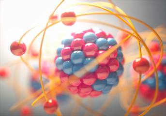 Atom, the smallest constituent unit of ordinary matter that has the properties of a chemical element.
