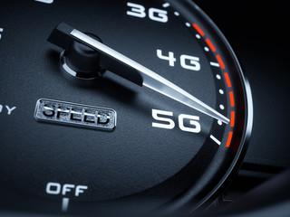 Speedometer 5G evolution