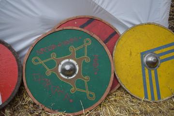 Viking shields 2