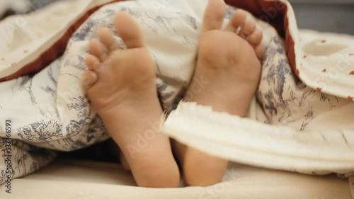 Tickling Her Feet 81