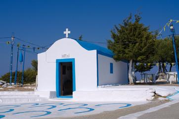 Profitis Ilias Monastery, Rhodes, Greece