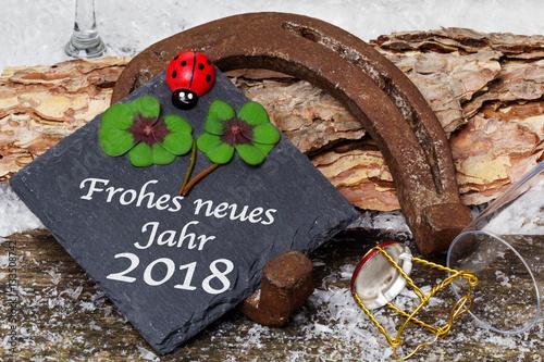 Neujahrsgrüsse 2018