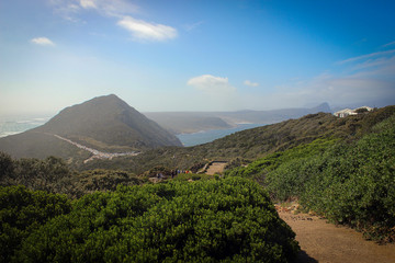Views of Cape Point, South Africa