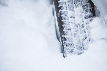Car winter tire
