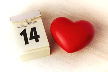 Valentinstag - Don't forget :-)