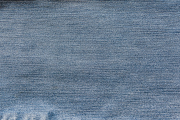 Texture of a jeans