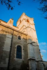 Collégiale Notre-Dame-des-Anges à L'Isle-sur-la-Sorgue