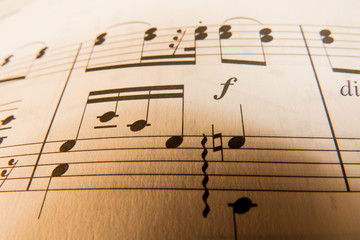 Music Sheet Macro