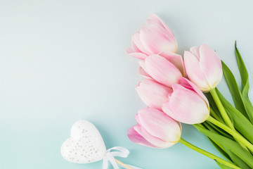 Gorgeous tulips for holidays.