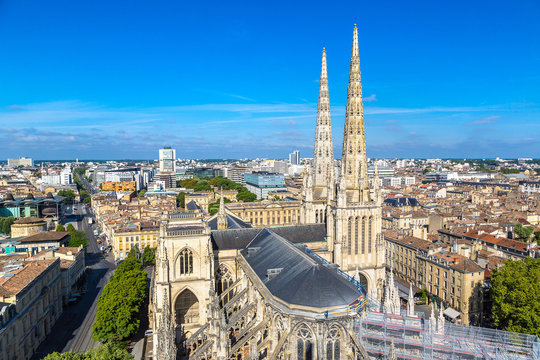 St. Andrew's Cathedral in Bordeaux