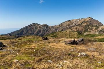 Beautiful Mountain Tate in Japan