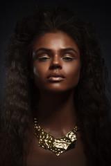 Fashion Beauty Girl. Gorgeous Woman Portrait. Stylish Haircut an