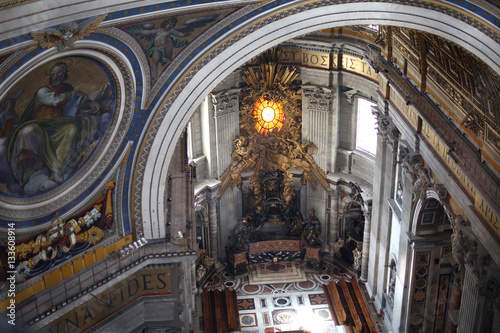 Inside The Sistine Chapel In The Vatican Stock Photo And Royalty Free Images On