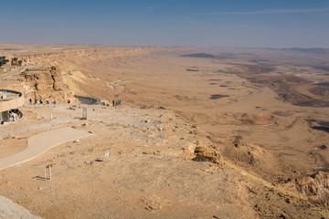 Visit to Makhtesh Ramon