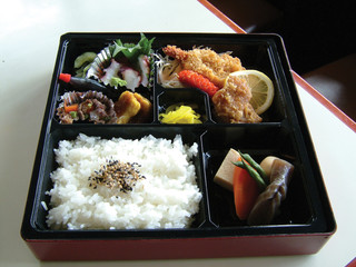 traditional Japanese food