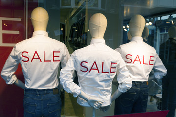 male fashion dolls with jeans and sale printed on white shirts