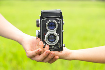Let's Capture Our Memories.