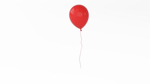ballon red