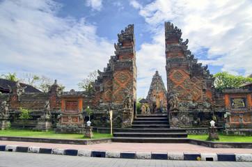 Batuan Temple, Balinese Hindu temple in Bali, Indonesia