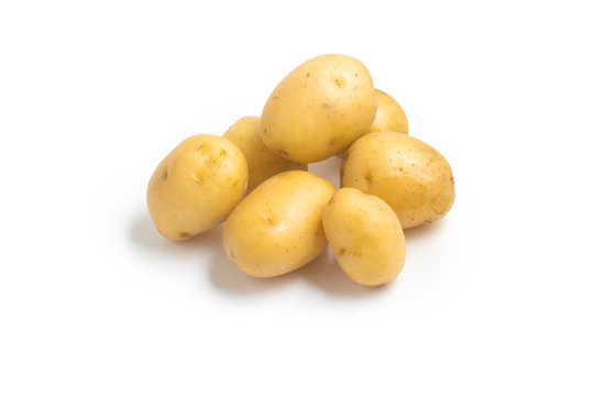 Baby Potatoes. Small