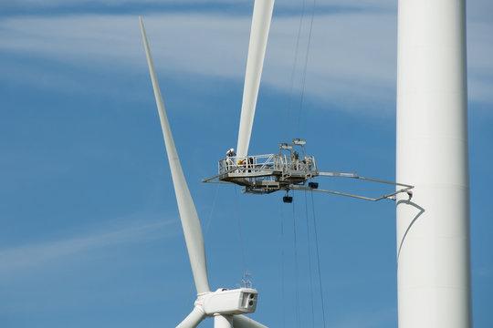 Wind Turbine Blade Repair